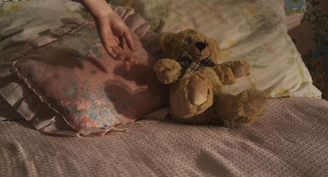 Elizabeth's Teddy Bear Missing Child